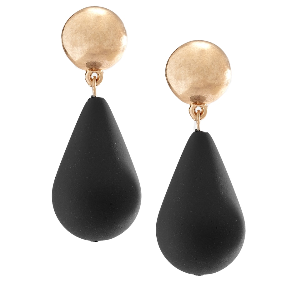Image 485860_BGO.jpg , Product 485-860 / Price $49.90 , MarlaWynne Jewellery Mixed Media Teardrop Earrings from MarlaWynne Jewellry on TSC.ca's Jewellery department