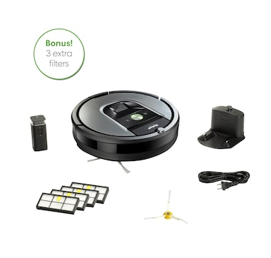 iRobot Roomba 960 Bundle