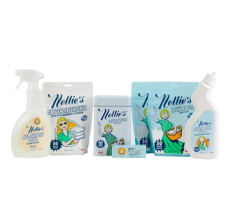 Image 486603.jpg , Product 486-603 / Price $90.00 , Spring Cleaning Bundle from Nellie's Laundry on TSC.ca's Home & Garden department
