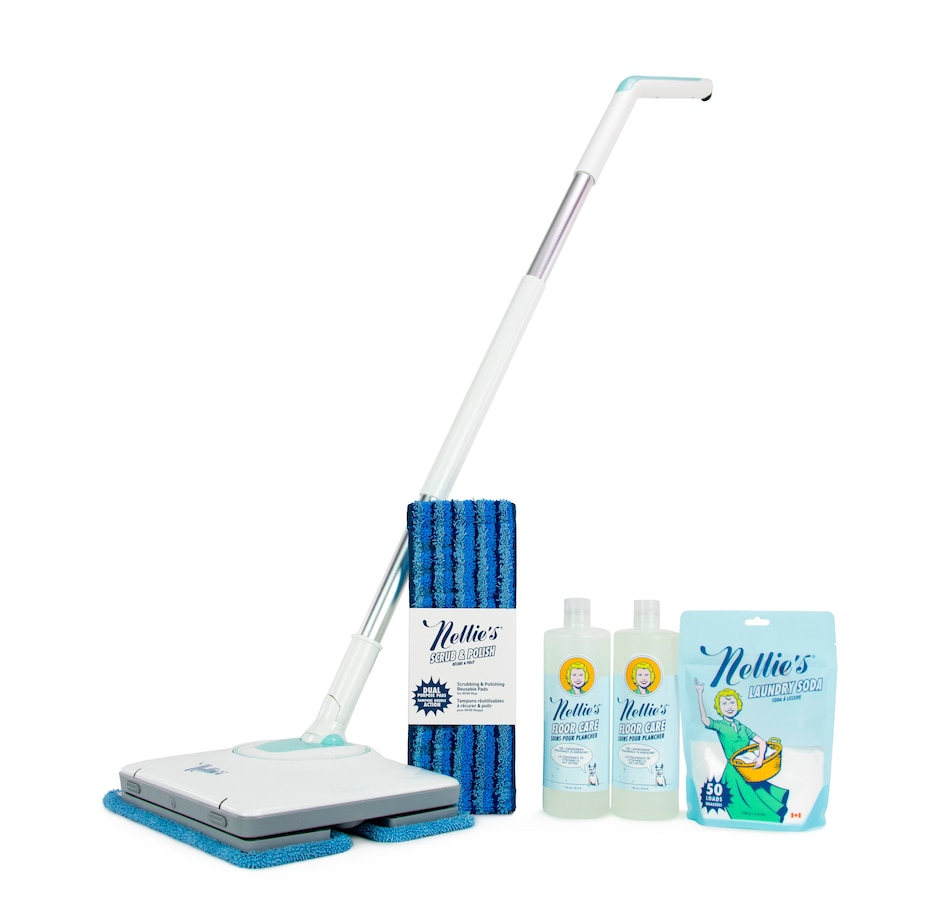 Image 486604.jpg , Product 486-604 / Price $315.00 , WOW Mop Bundle from Nellie's Laundry on TSC.ca's Home & Garden department