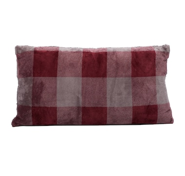 "HomeSuite Mink Décor Cushion (14"" x 26"")"