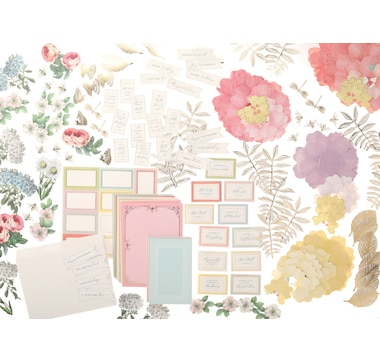Anna Griffin Perfect Floral Pop-Up Card