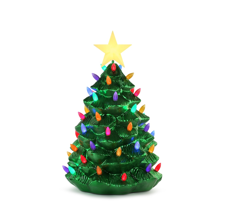 """Image 486878.jpg , Product 486-878 / Price $149.99 , Mr. Christmas 36"""" Blow Mold Christmas Tree from Mr. Christmas on TSC.ca's Home & Garden department"""
