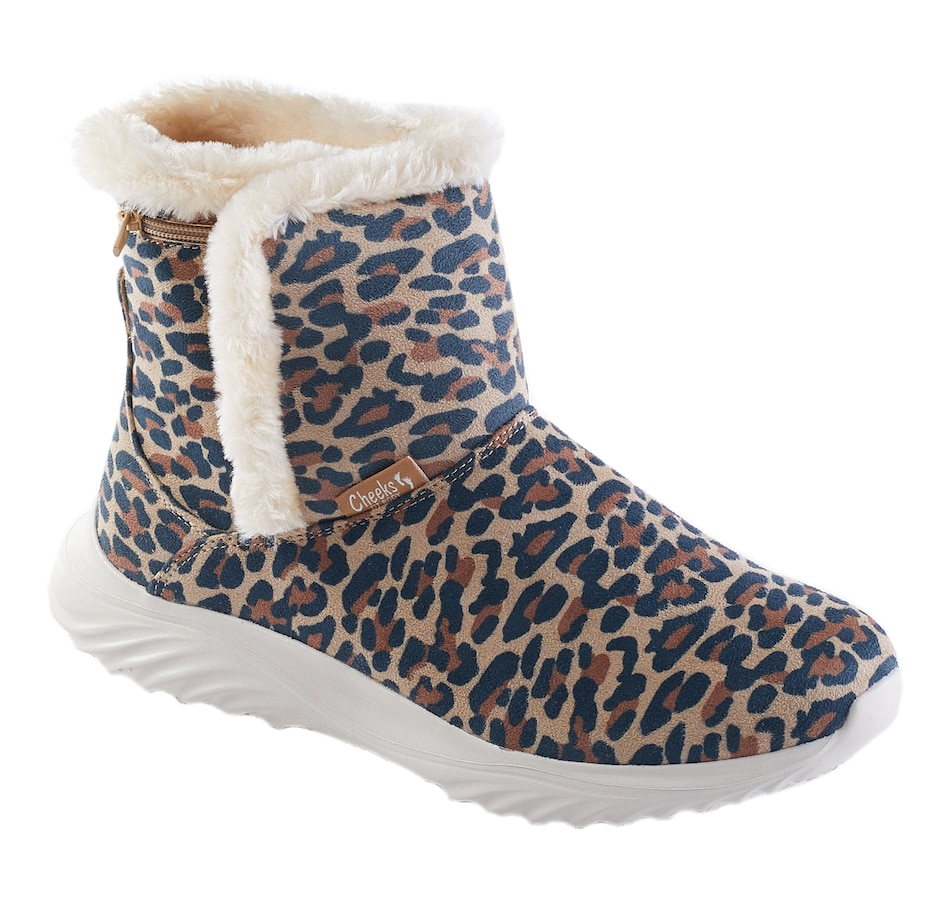 Image 487032_BRCHT.jpg , Product 487-032 / Price $89.99 , Tony Little Cheeks Fit Body Sport Boots with Scotchgard from Tony Little on TSC.ca's Shoes & Handbags department