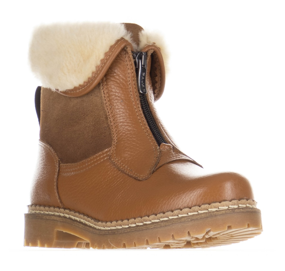 Image 487149_TOC.jpg , Product 487-149 / Price $485.00 , Pajar Sophie Leather Boot from Pajar on TSC.ca's Shoes & Handbags department