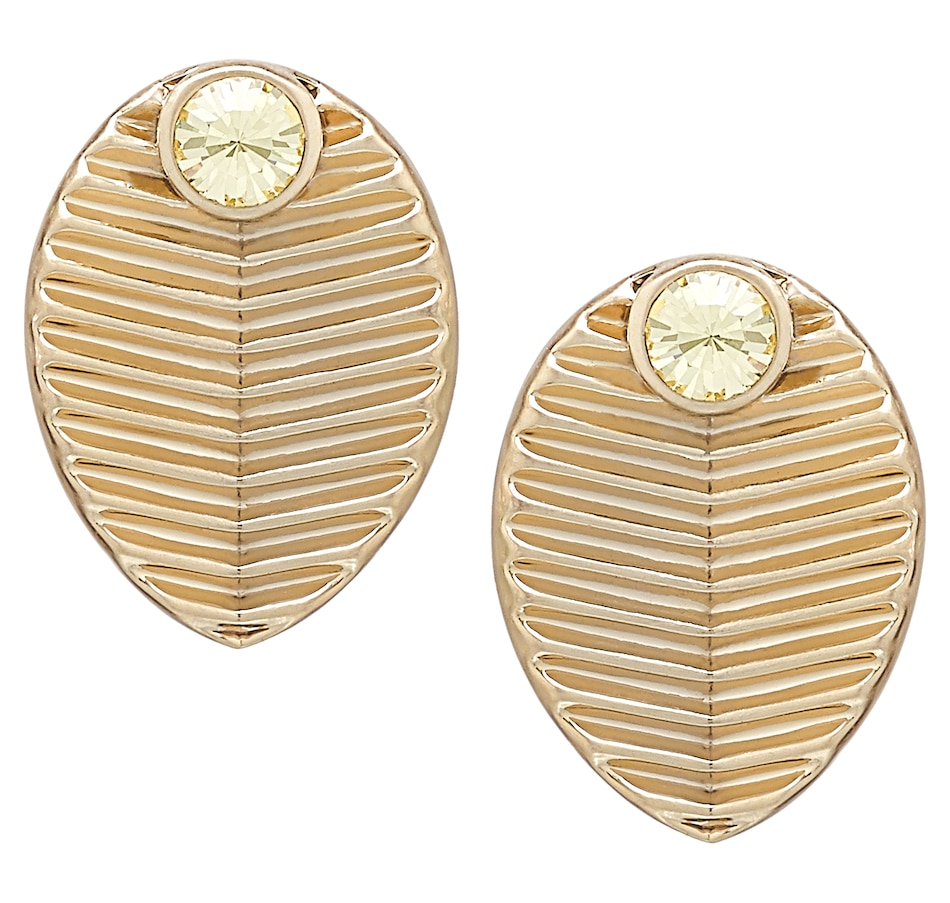 Image 487521_CLP.jpg , Product 487-521 / Price $24.33 , Grace Kelly—Princess of Monaco Collection Grain De Cafe Wedding Earrings from Grace Kelly - Princess of Monaco Collection on TSC.ca's Jewellery department