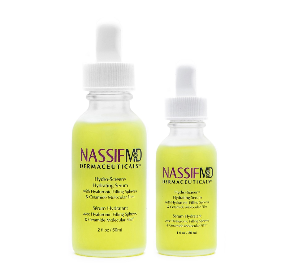 Image 488789.jpg , Product 488-789 / Price $99.00 , Nassif MD Hydro-Screen Serum Home & Go Set from NassifMD on TSC.ca's Beauty department
