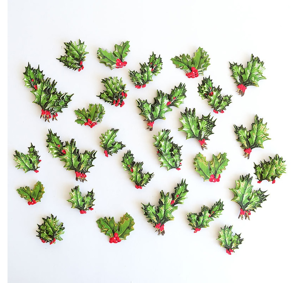 Image 489167.jpg , Product 489-167 / Price $29.99 , Anna Griffin Favourite Holly Stickers (120) from Anna Griffin on TSC.ca's Home & Garden department