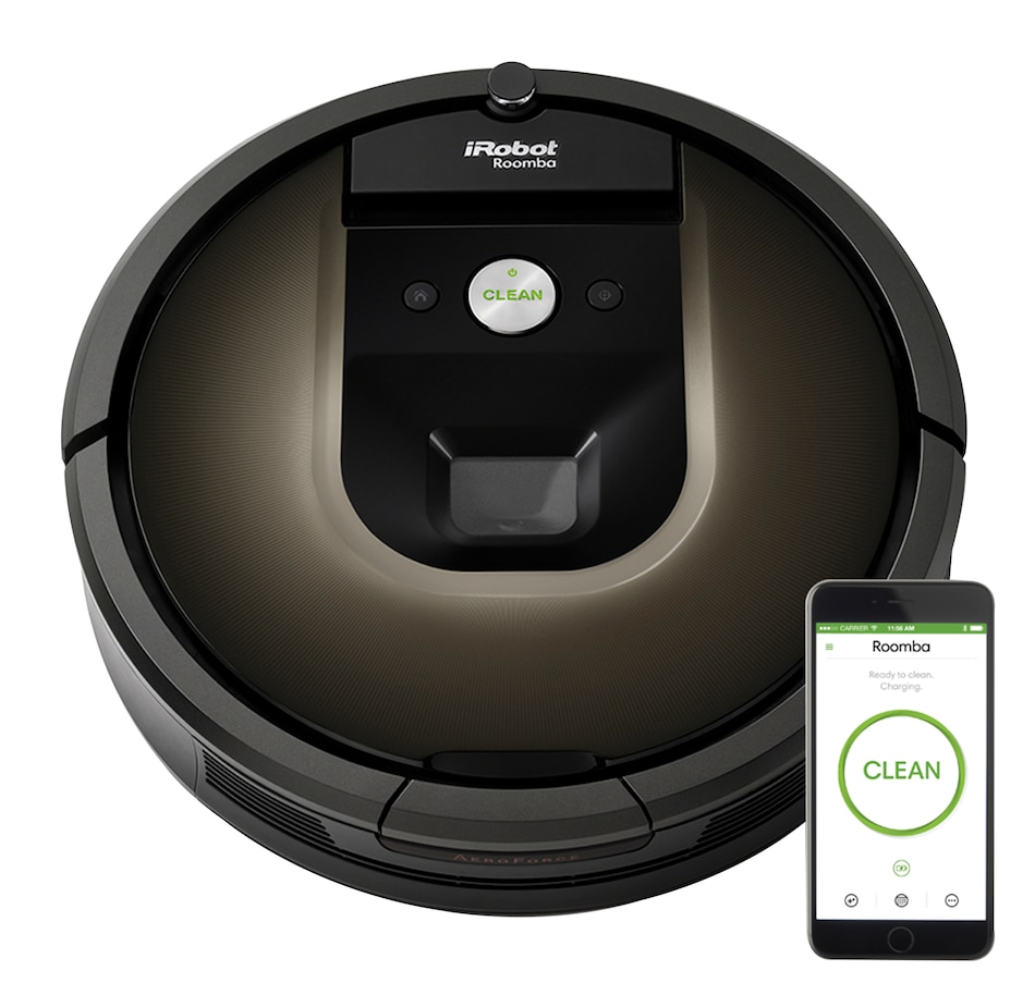 Image 489201.jpg , Product 489-201 / Price $719.99 , iRobot Roomba 985 Wi-Fi Connected Robot Vacuum from iRobot on TSC.ca's Home & Garden department