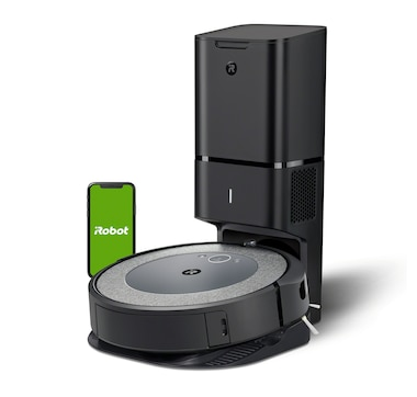 iRobot Roomba i3+ (3550) Wi-Fi Connected Robot Vacuum with Automatic Dirt Disposal