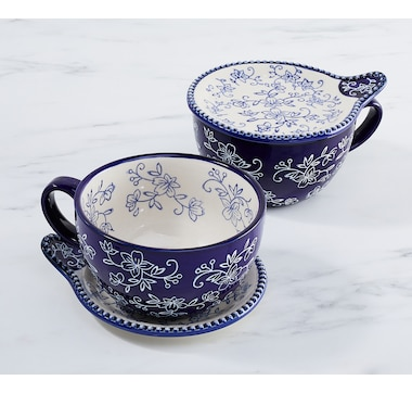 temp-tations 22-oz Mugs with Lid-its (Set of 2)