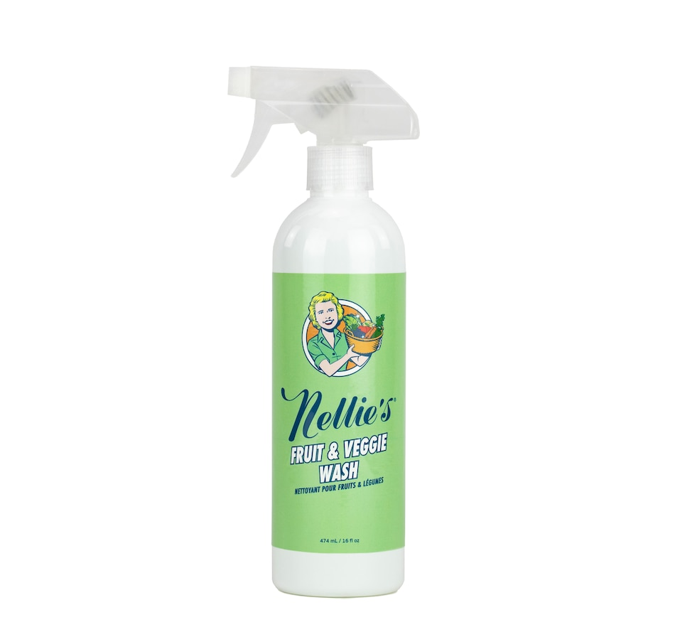 Image 489541.jpg , Product 489-541 / Price $15.00 , Nellie's Fruit & Veggie Wash from Nellie's Laundry on TSC.ca's Home & Garden department