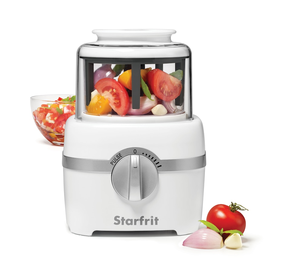 Image 489630.jpg , Product 489-630 / Price $54.99 , Starfrit Electric Chopper from Starfrit on TSC.ca's Kitchen department