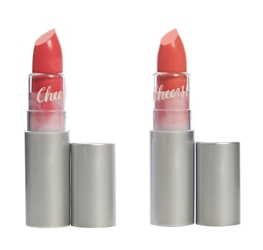 PÜR Chateau de Vine Cream Hydrating Lipstick Duo