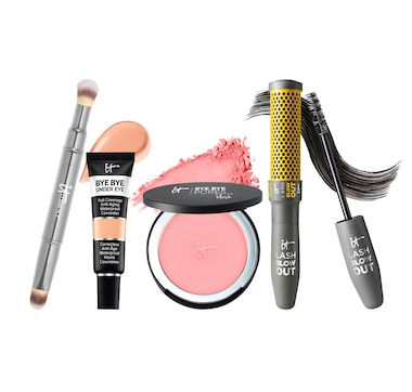 Tan 90-Day Auto Delivery - IT Cosmetics IT's Your New Blowout 4-Piece Collection