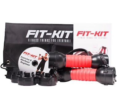 PLH Fitness Fit-Kit Resistance Exercise Kit