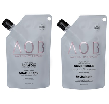 Aaron O'Bryan Hydrate & Repair Shampoo and Conditioner Duo