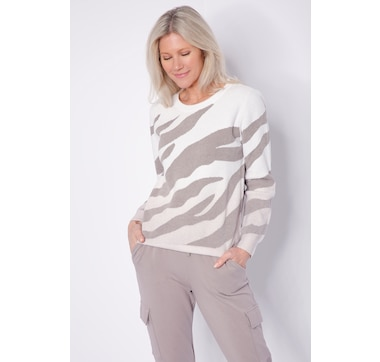 Barefoot Dreams Cozy Chic Ultra Lite Ocean Reef Pullover