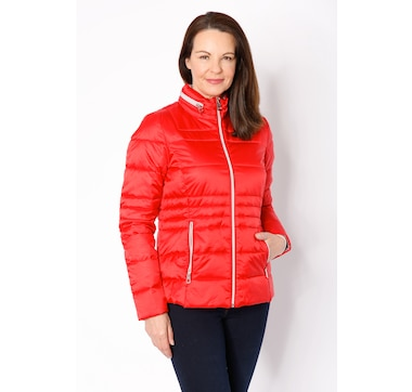 Arctic Expedition Ladies Short Puffer Jacket
