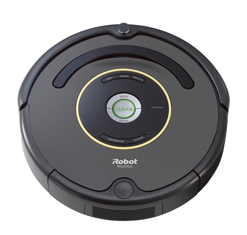 Image 490847.jpg , Product 490-847 / Price $349.99 , iRobot Roomba 652 Robot from iRobot on TSC.ca's Home & Garden department