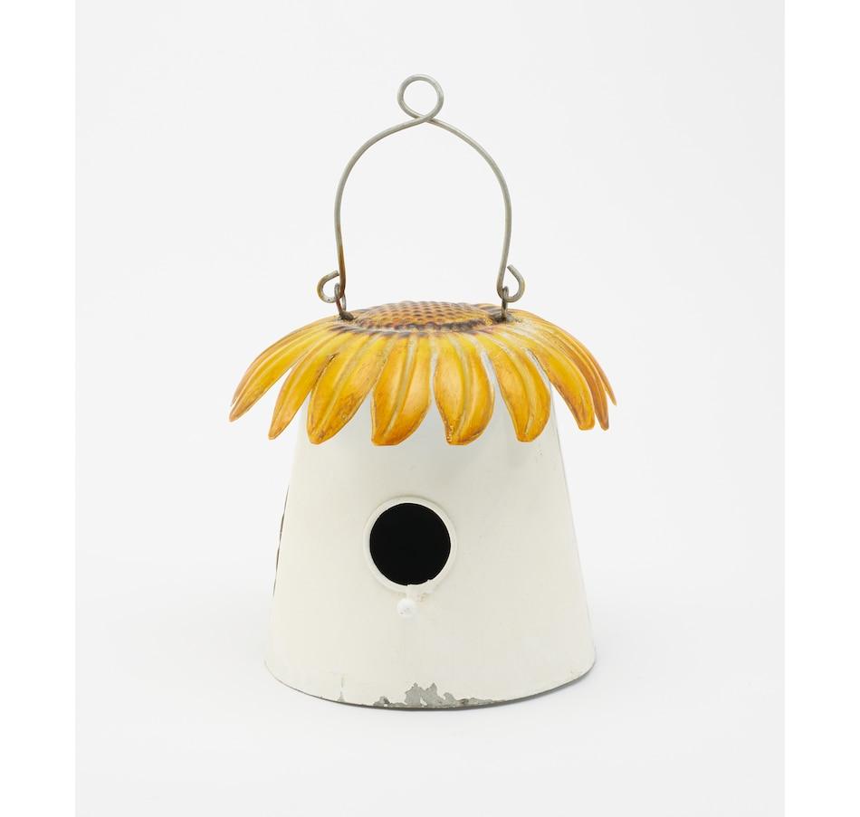 Image 490880.jpg , Product 490-880 / Price $16.33 , Sunflower Birdhouse  on TSC.ca's Home & Garden department