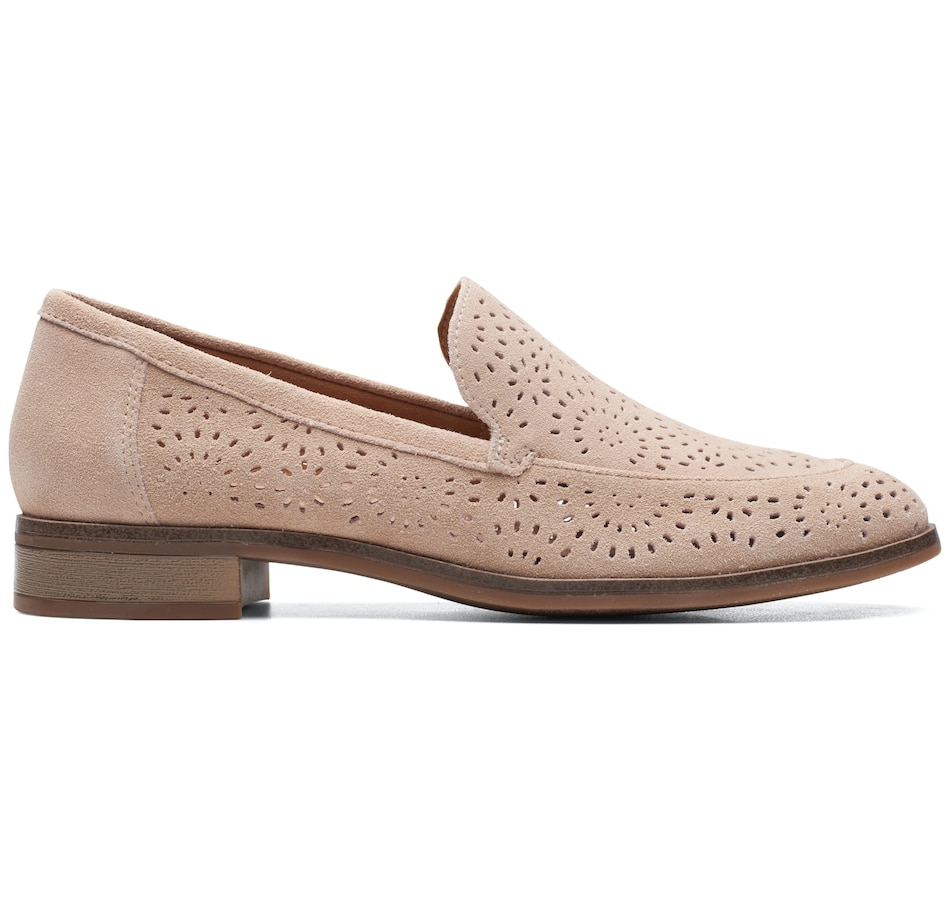 Image 492182_SDSU.jpg , Product 492-182 / Price $120.00 , Clarks Trish Calla Loafer from Clarks Footwear on TSC.ca's Shoes & Handbags department