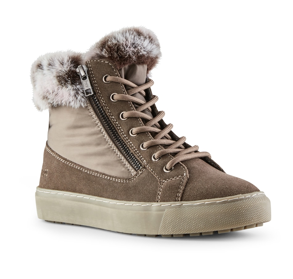 Image 492274_STN.jpg , Product 492-274 / Price $150.00 , Cougar Dubliner Short Boot from Cougar Footwear - Women on TSC.ca's Shoes & Handbags department