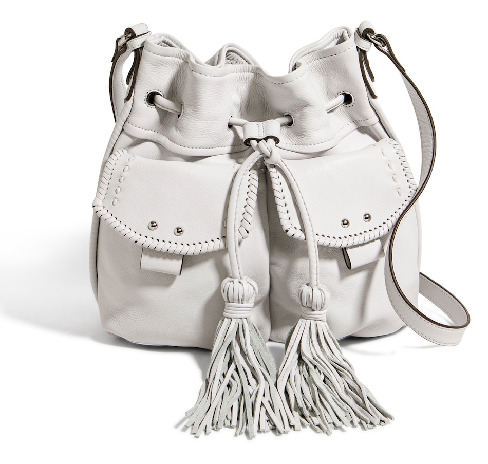 Image 492317_COD.jpg , Product 492-317 / Price $299.99 , Aimee Kestenberg Fly With Me Bucket Crossbody Bag from Aimee Kestenberg on TSC.ca's Shoes & Handbags department