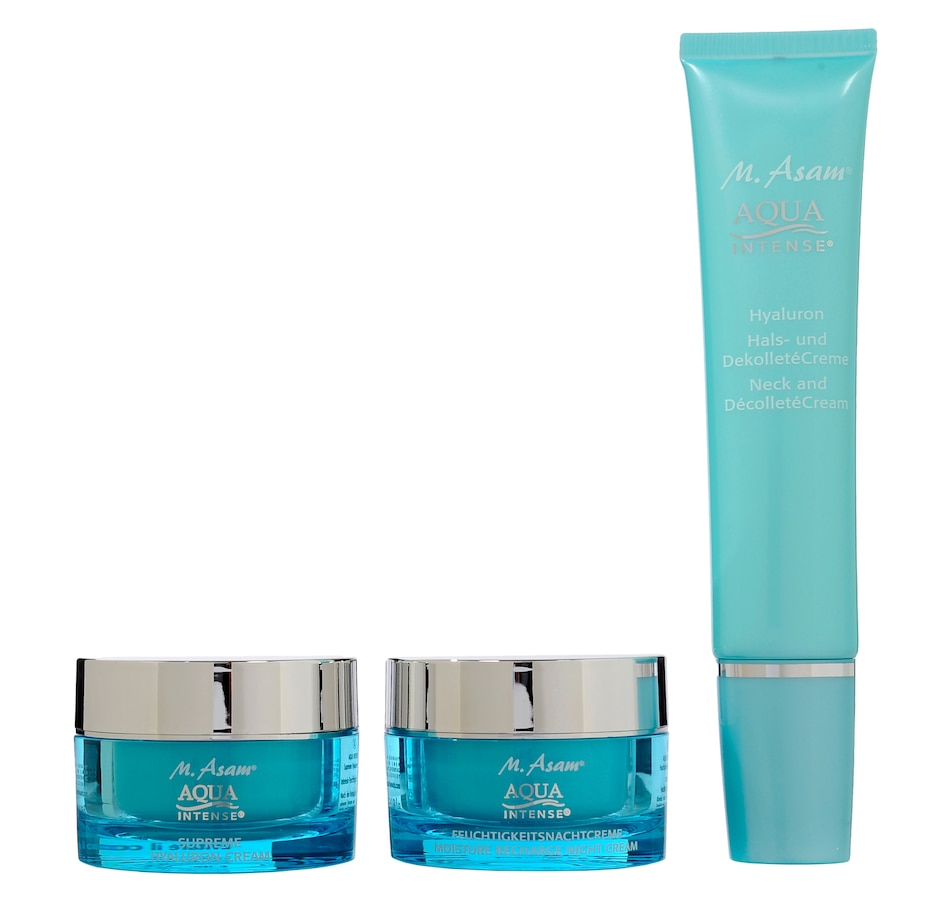 Image 492781.jpg , Product 492-781 / Price $89.99 , M. Asam AQUA INTENSE Cream Collection from M. Asam on TSC.ca's Beauty department