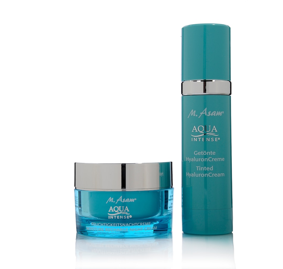 Image 493045.jpg , Product 493-045 / Price $62.99 , M. Asam Aqua Intense Tinted Day & Night Cream Duo from M. Asam on TSC.ca's Moisturizers department