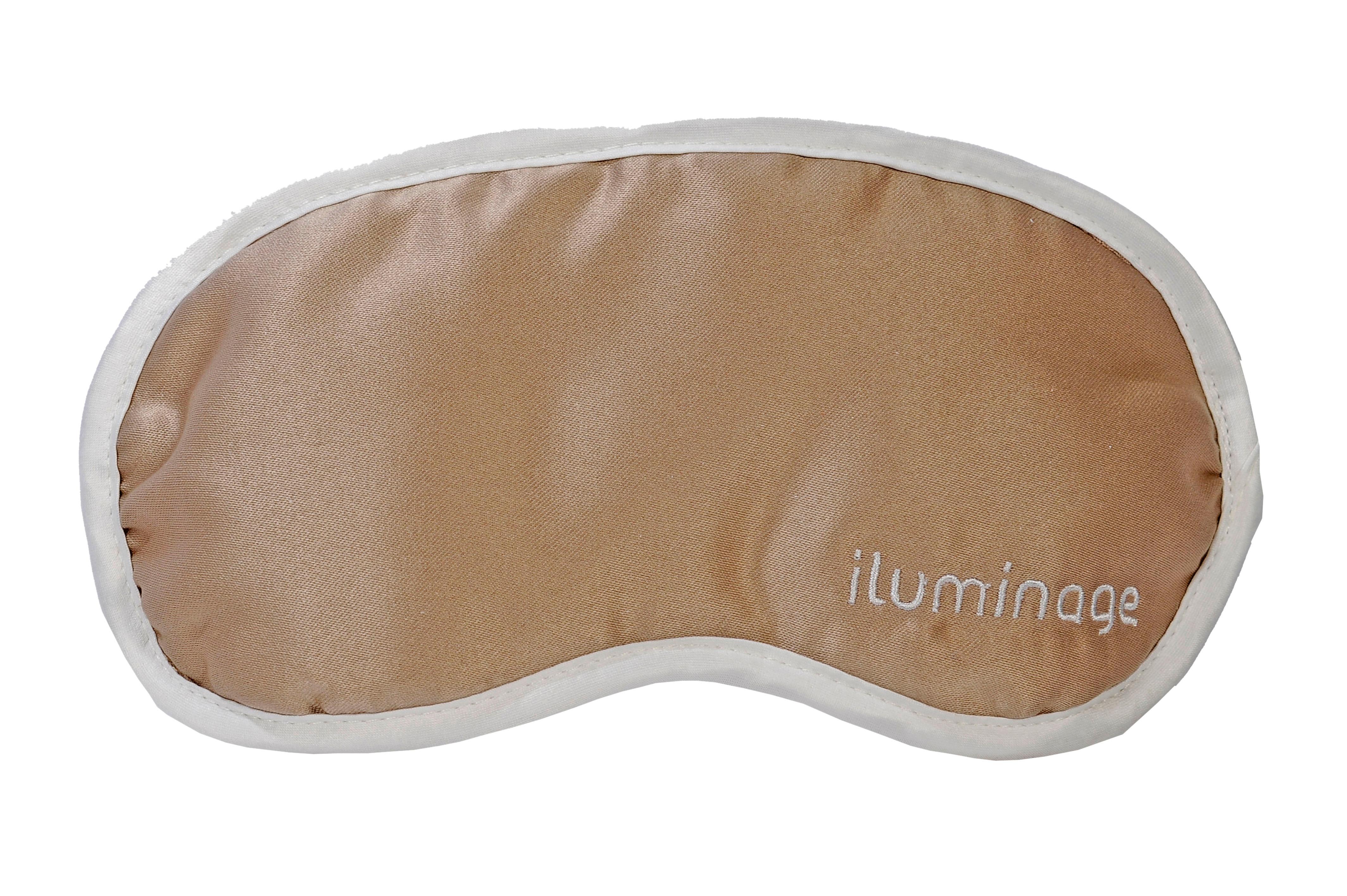 iluminage 3 pc Skin Rejuvenating EYE MASK PILLOWCASES w// COPPER OXIDE *NEW