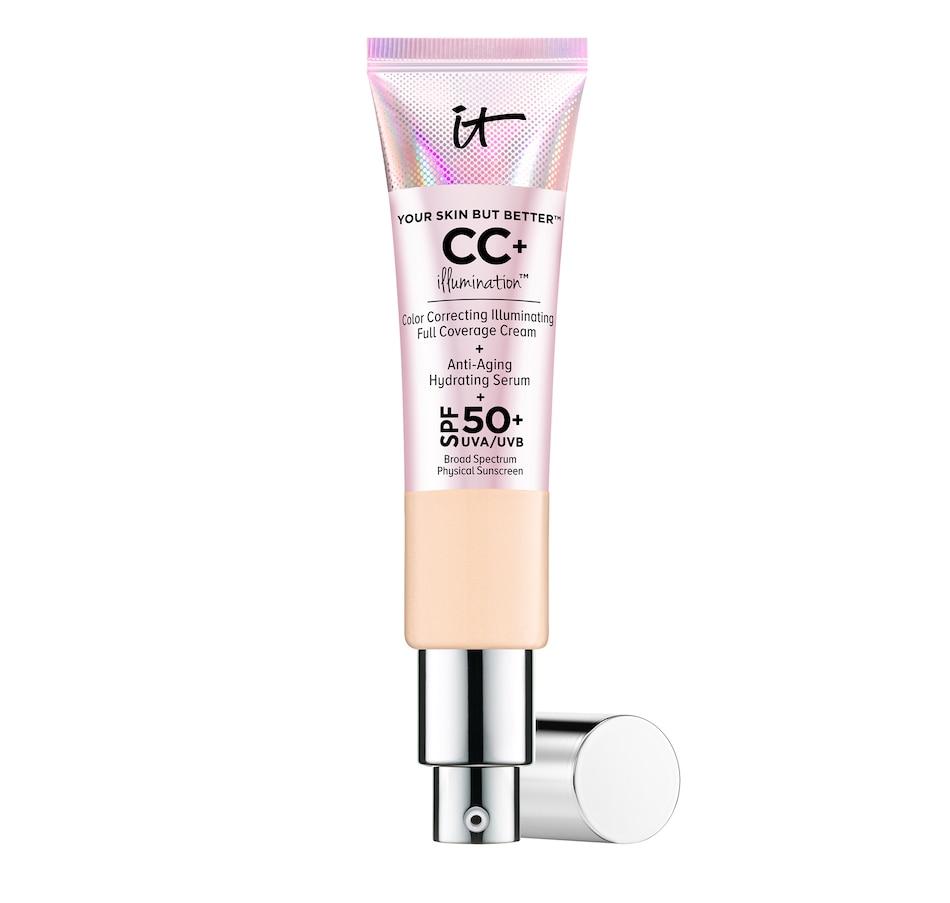 Image 494016_MML.jpg , Product 494-016 / Price $52.00 , IT Cosmetics CC+ Illumination Cream SPF 50+ from It Cosmetics on TSC.ca's Beauty department