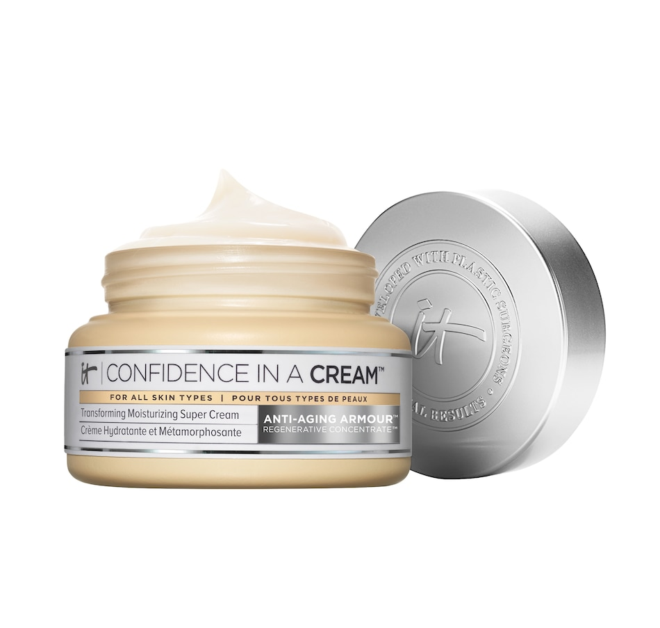 Image 494475.jpg , Product 494-475 / Price $63.00 , IT Cosmetics Confidence in a Cream from Skincare on TSC.ca's Beauty department
