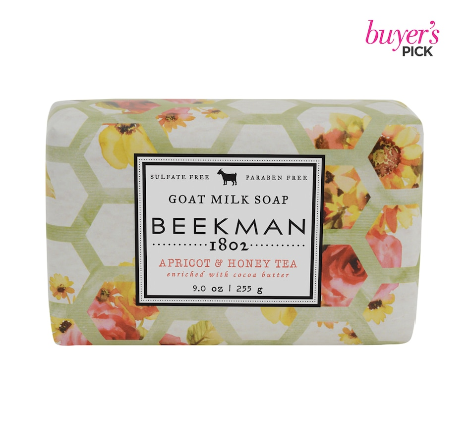 Image 494997_APRTA.jpg , Product 494-997 / Price $20.00 , Beekman 1802 Goat Milk Bar Soap from Beekman 1802 on TSC.ca's Beauty department
