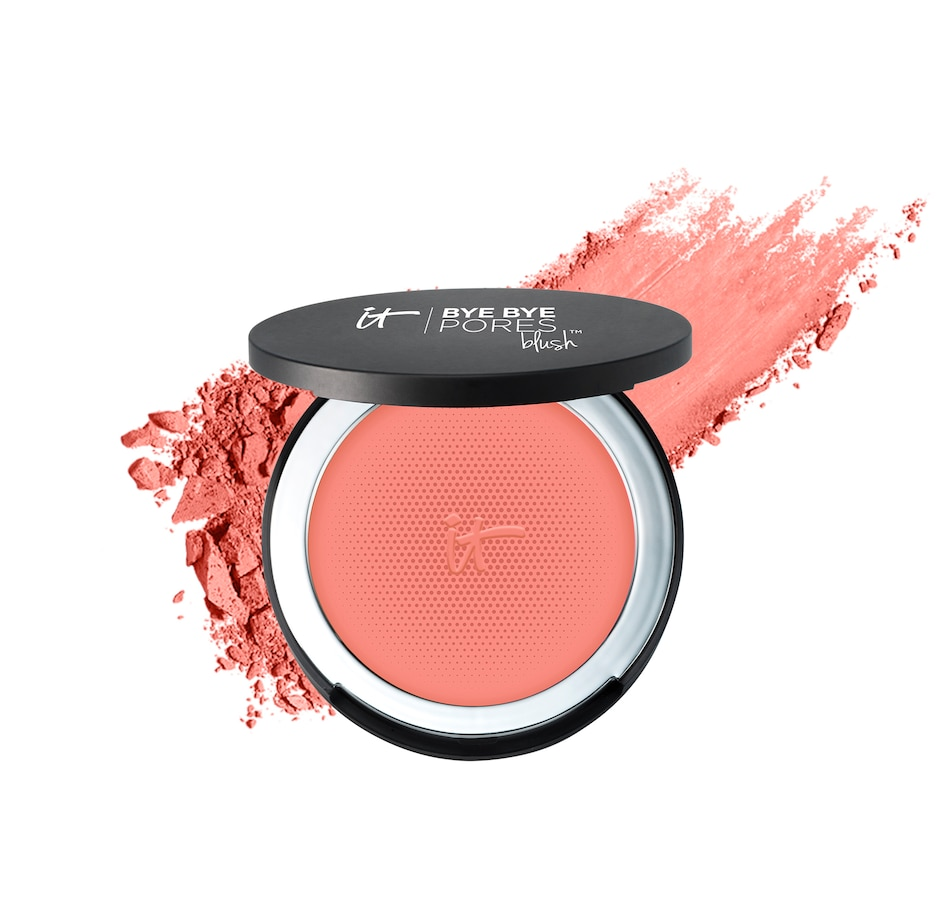 Image 495067_NPY.jpg , Product 495-067 / Price $34.00 , IT Cosmetics Bye Bye Pores Pressed Blush from It Cosmetics on TSC.ca's Beauty department