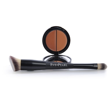 EVE PEARL Dual Salmon Concealer & Blender Brush