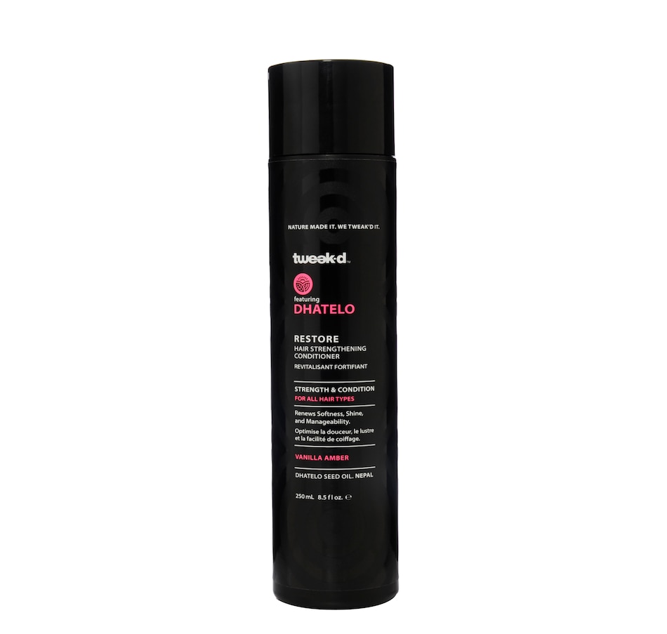 Image 496286.jpg , Product 496-286 / Price $30.00 , Tweak'd by Nature Dhatelo Restore Strengthening Hair Conditioner from Tweak-d by Nature on TSC.ca's Beauty department