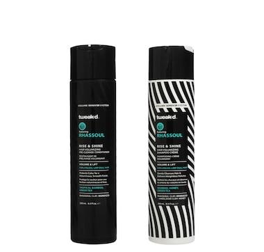 Tweak-d Rhassoul Volume Reverse Conditioner & Shampoo