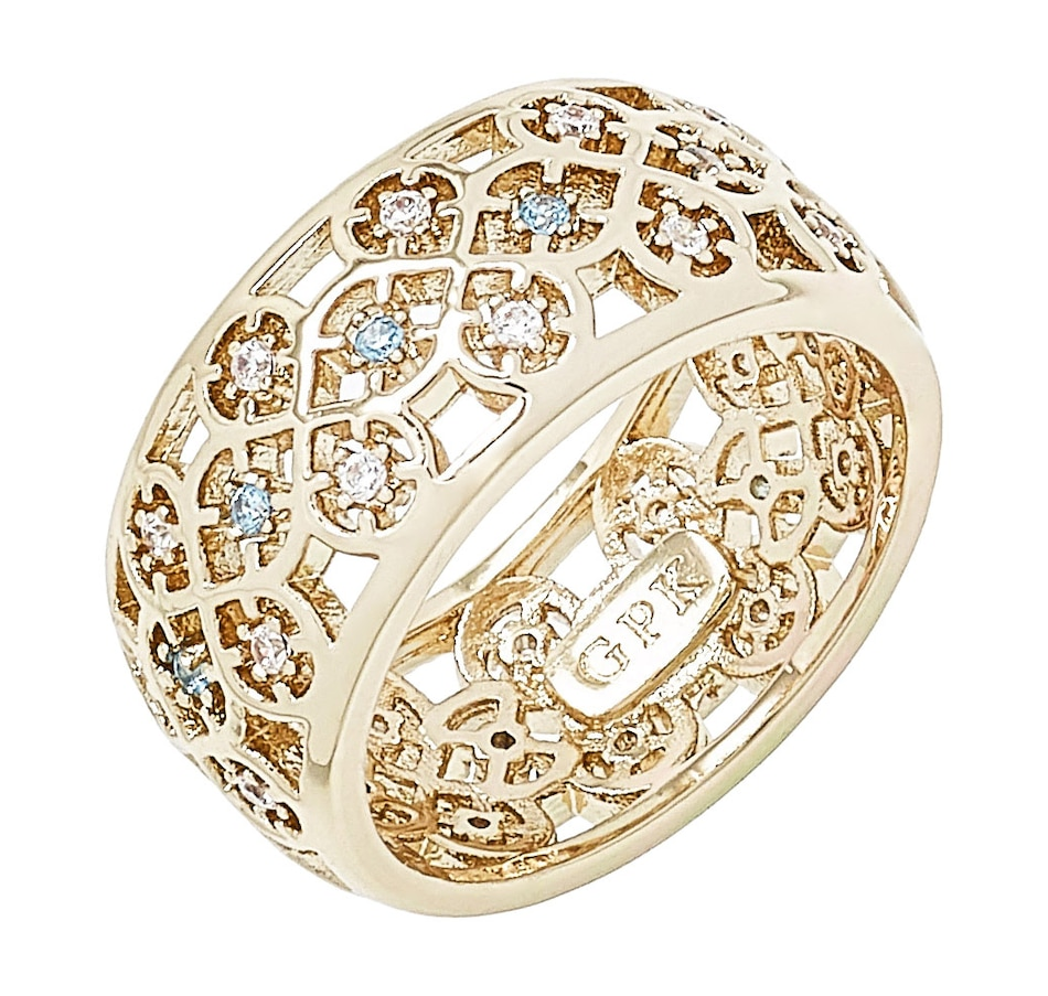 Image 498599_GLD.jpg , Product 498-599 / Price $57.00 , Grace Kelly - Princess of Monaco Collection Scandinavian Wedding Ring from Grace Kelly - Princess of Monaco Collection on TSC.ca's Jewellery department