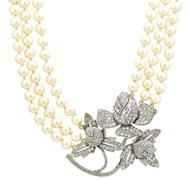 Heidi Daus Bloom in Love Necklace