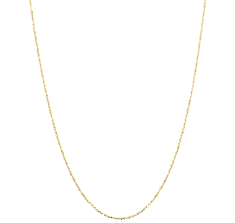 Image 499554_YGL.jpg , Product 499-554 / Price $239.99 - $259.99 , Stefano Oro 14K Yellow Gold Margherita Necklace from Stefano Oro on TSC.ca's Jewellery department