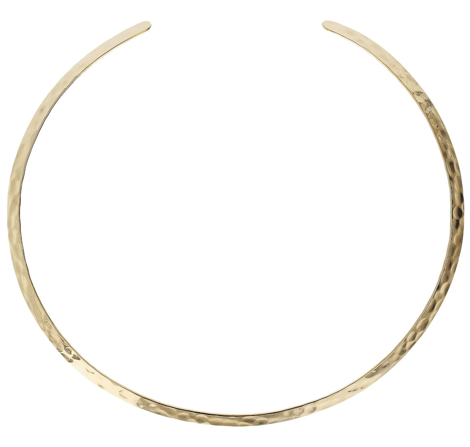 Image 500157.jpg , Product 500-157 / Price $79.00 , Etrusca Hammered Collar Necklace from Etrusca Jewellery on TSC.ca's Jewellery department