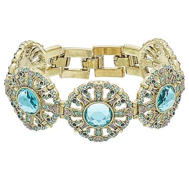 Heidi Daus How Suite it is Layout Bracelet