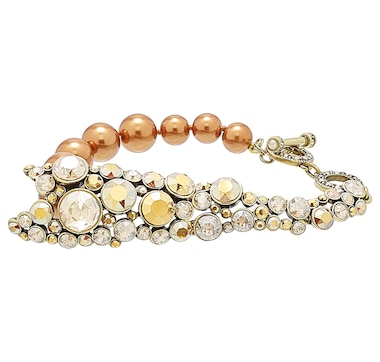 Heidi Daus Simple and Stately Bracelet