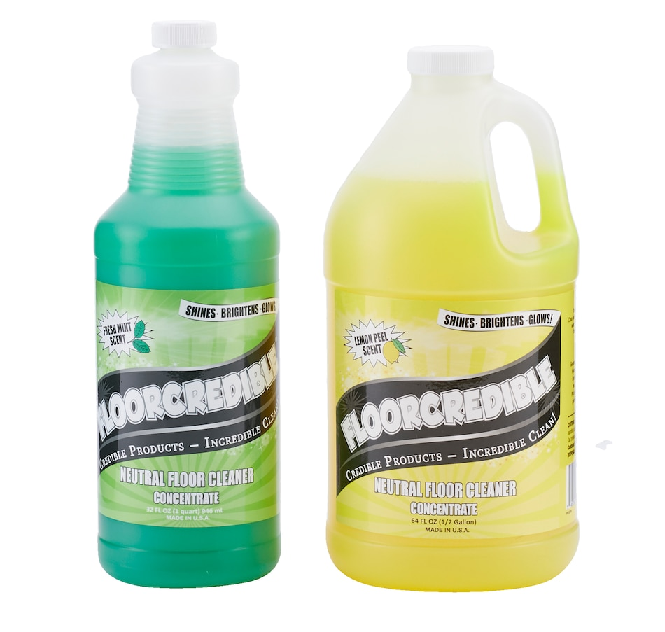 Image 505378_LEMT.jpg , Product 505-378 / Price $27.99 , Floorcredible Neutral Floor Cleaner Concentrate  on TSC.ca's Home & Garden department
