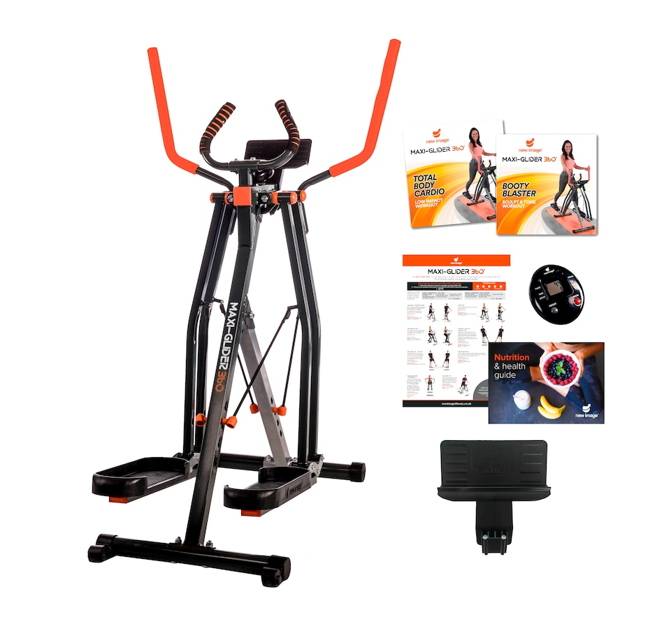 Image 505400.jpg , Product 505-400 / Price $266.99 , Maxi Glider 360 by New Image from New Image on TSC.ca's Health & Fitness department