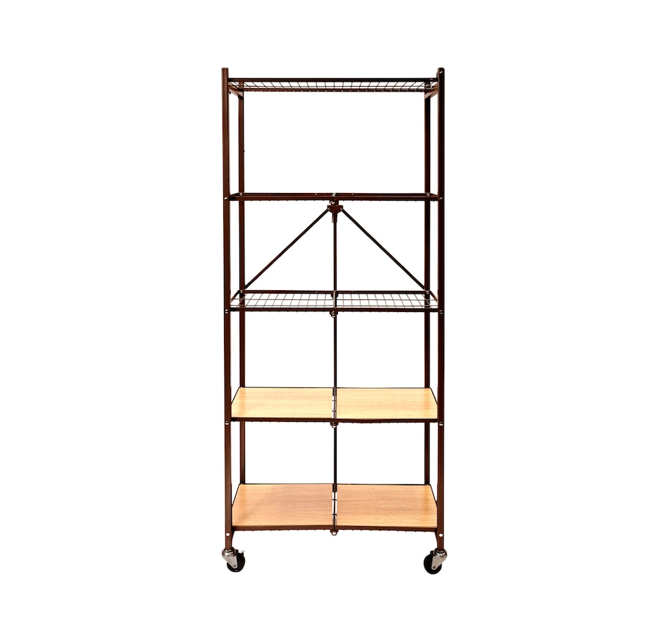 Image 505422_BZE.jpg , Product 505-422 / Price $139.99 , 5-Tier Pantry Rack from Origami Rack on TSC.ca's Home & Garden department