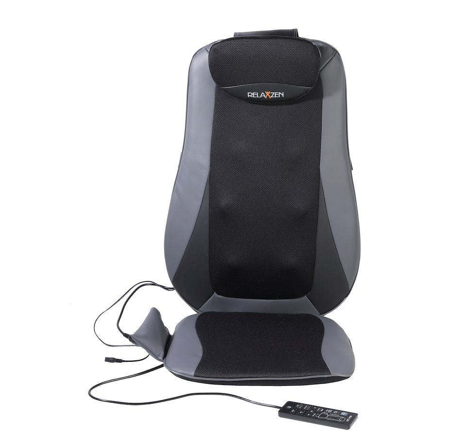 Image 505435.jpg , Product 505-435 / Price $66.88 , Tony Little DeStress Full Back Tapping and Shiatsu Massage Cushion with Heat from Tony Little on TSC.ca's Health & Fitness department