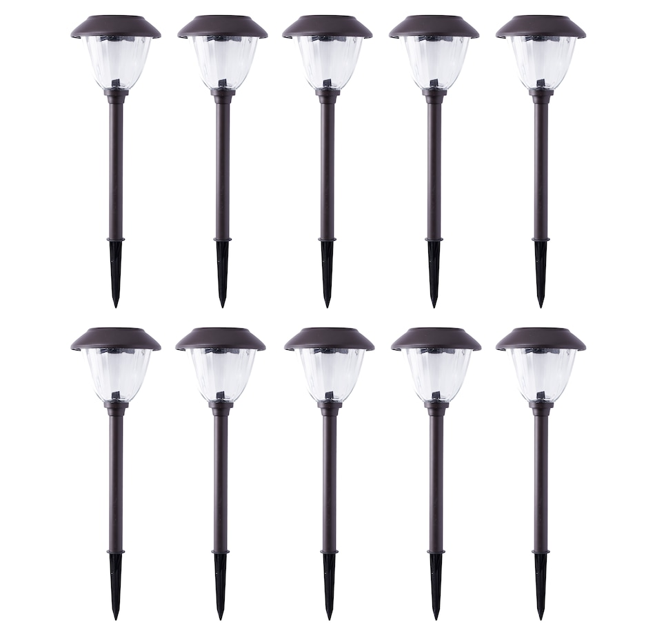 Image 505448_BZE.jpg , Product 505-448 / Price $59.99 , Energizer Solar Landscape Light Set (10-Pack)  on TSC.ca's Home & Garden department