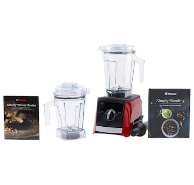 Vitamix Ascent A2500 Programmed Blender with 48 oz. Dry Container